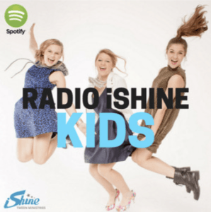 RADIO ISHINE KIDS